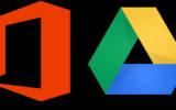 microsoft office et google drive