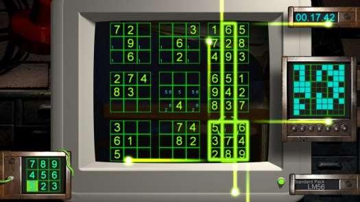 sudoku grauit sur ordinateur
