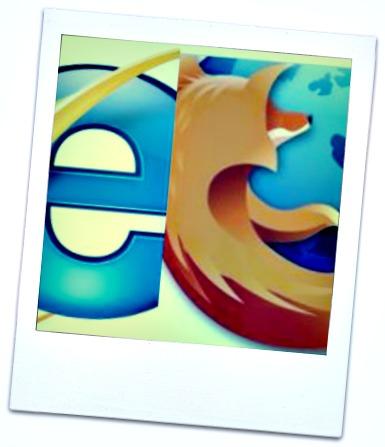 Comparaison entre Internet Explorer et Mozilla