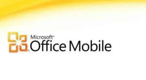 MS Office for mobile