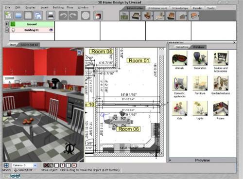Créez la maison qui vous ressemble avec le logiciel d'architecture