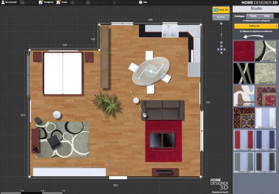 Maison à votre goût grâce au logiciel architecture