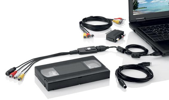 Créez des films avec vos vidéos VHS grâce à un logiciel de montage vidéo