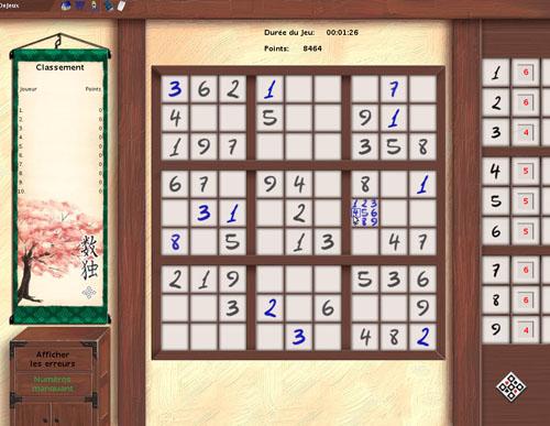 Petite histoire du sudoku gratuit