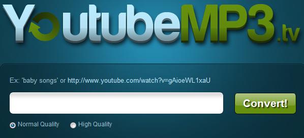 Google est en guerre avec les convertisseurs mp3 de vidéos YouTube