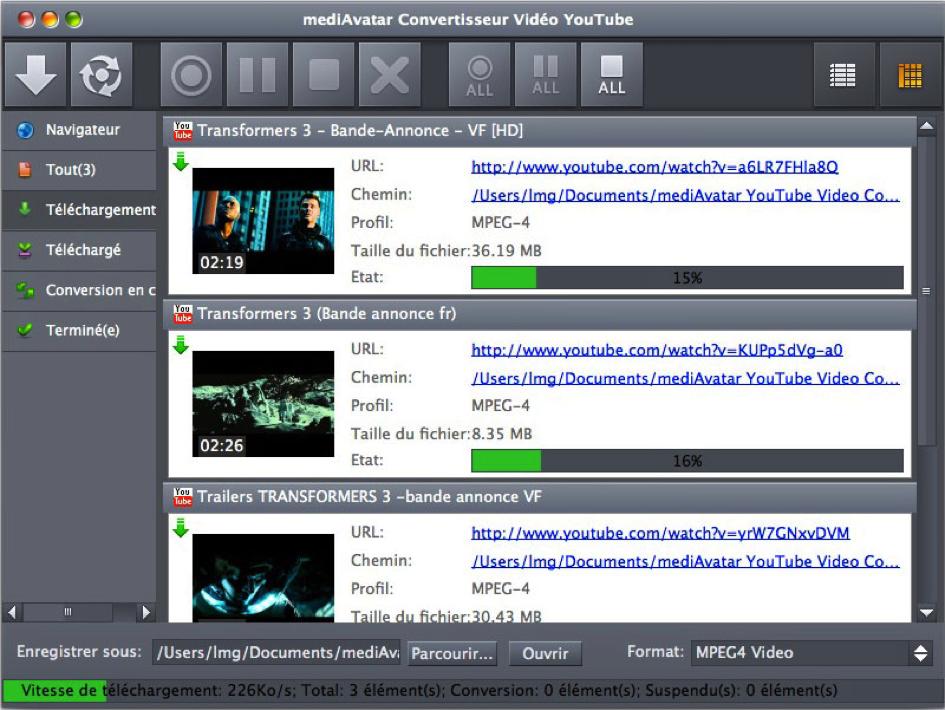 Regardez vos vidéos sur toutes les plateformes grâce au convertisseur vidéo