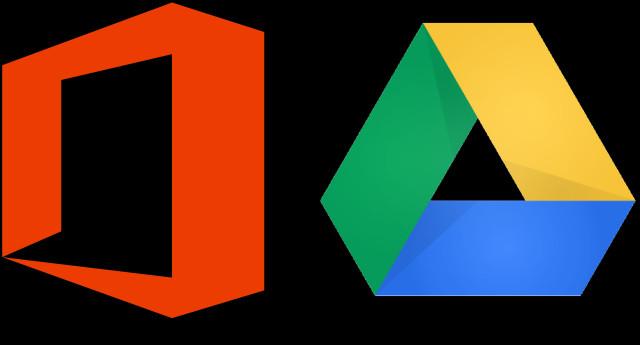 Google Drive s'intègre à Microsoft Office