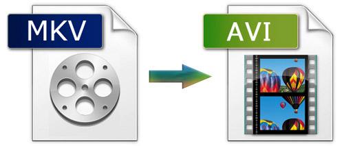 Un convertisseur de vidéo pour passer du format .mkv au format .avi