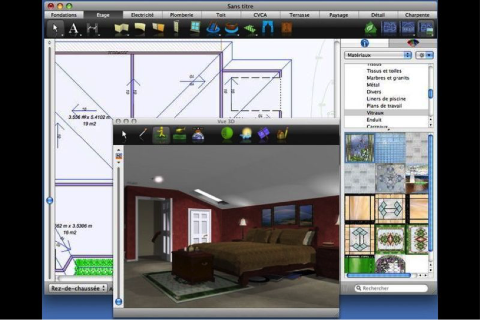 Découvrez Architecte 3D, logiciel d'architecture pour Mac
