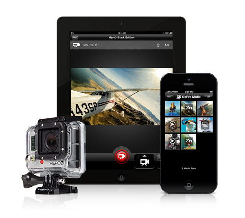 Logiciel GoPro pour du montage vidéo facile
