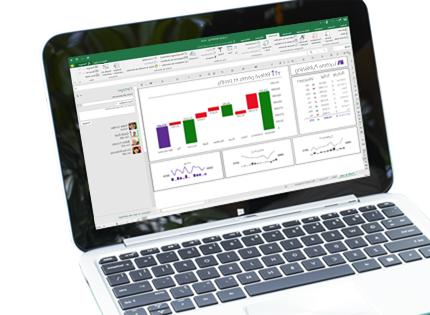 Comment créer un graphique sur Microsoft Excel ?