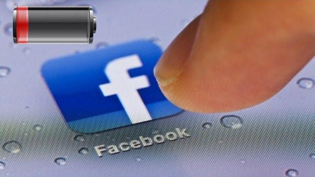 Facebook corrige son application iphone pour éviter de vider la batterie