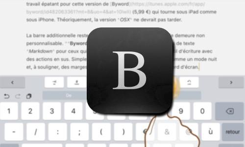 Byword, l'outil idéal pour les rédacteurs sous OSX ou iOS