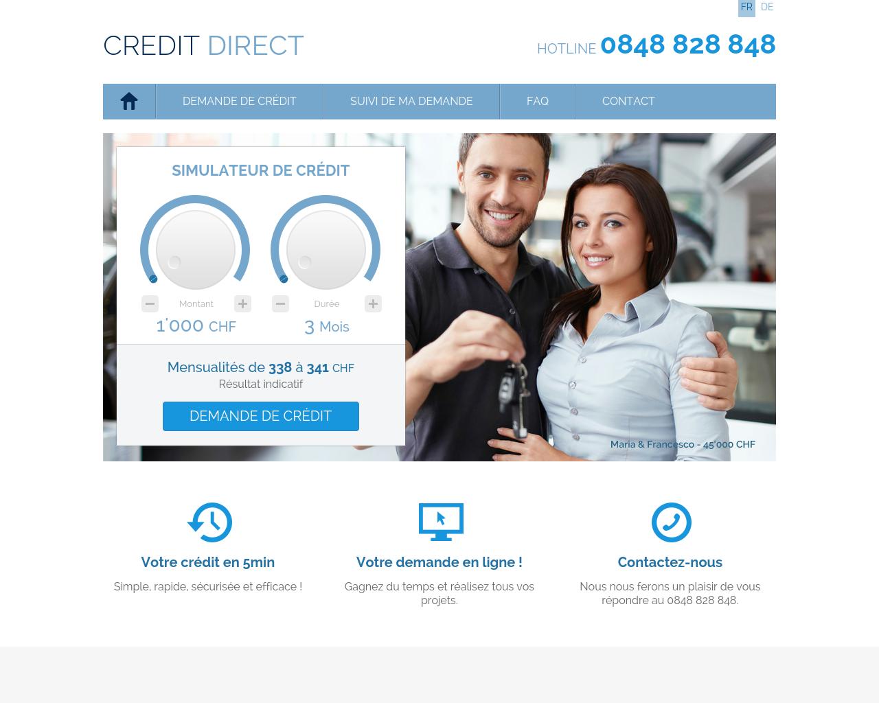Un crédit validé en partie grâce à la fiche de paie
