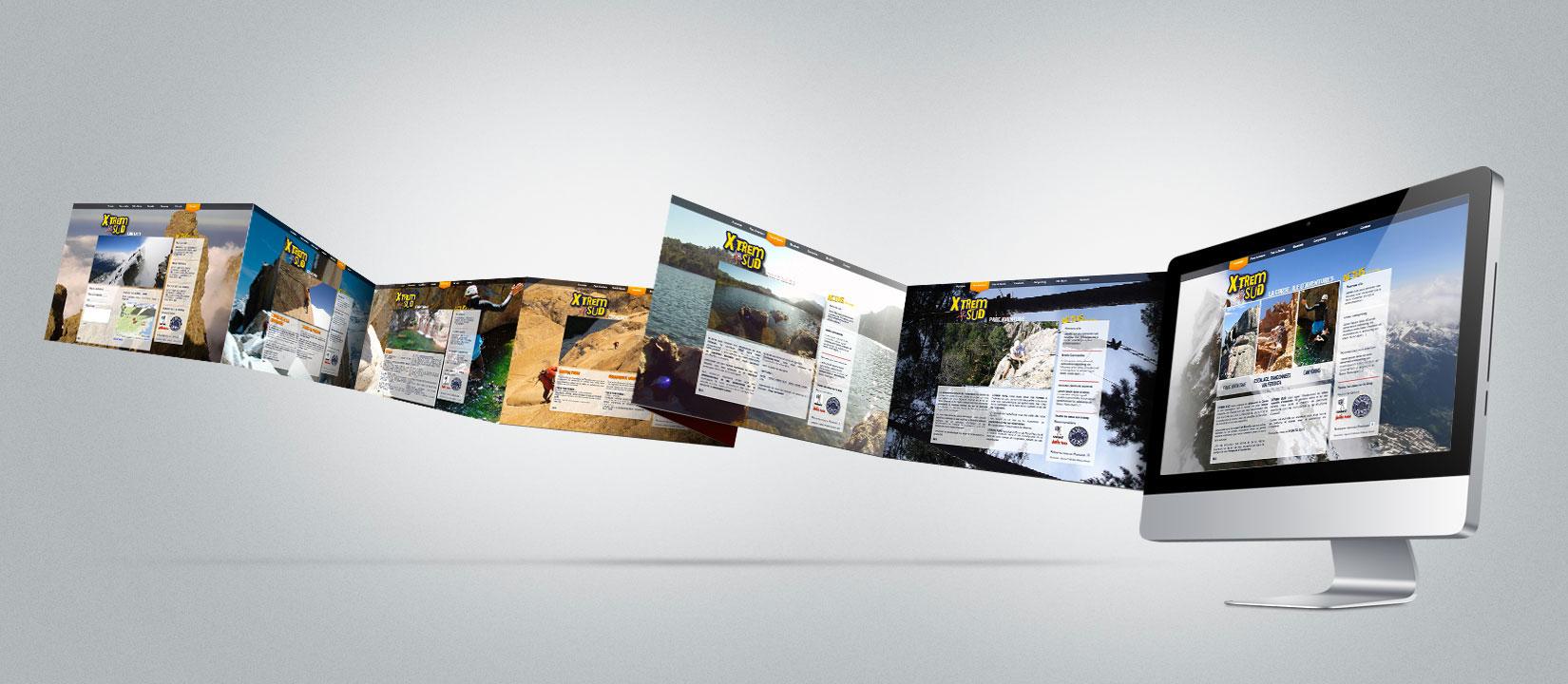 Création de site internet pour les entreprises