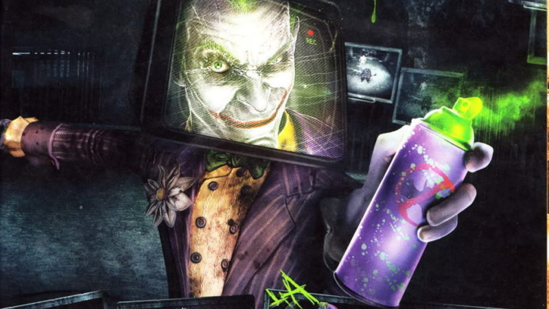 Test de Batman Arkham Asylum sur Mac